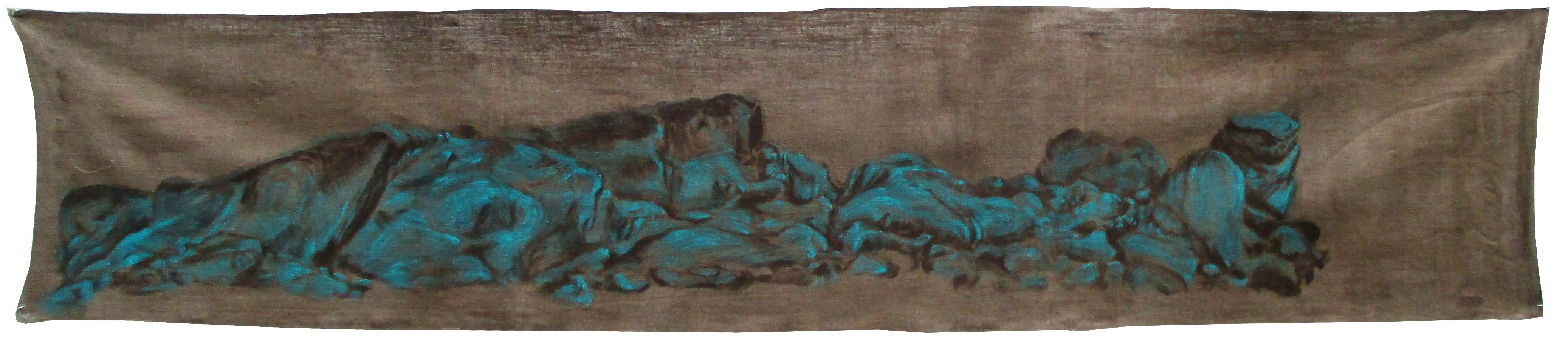 bret cyrille fugue de rochers peinture vinylique et. Black Bedroom Furniture Sets. Home Design Ideas